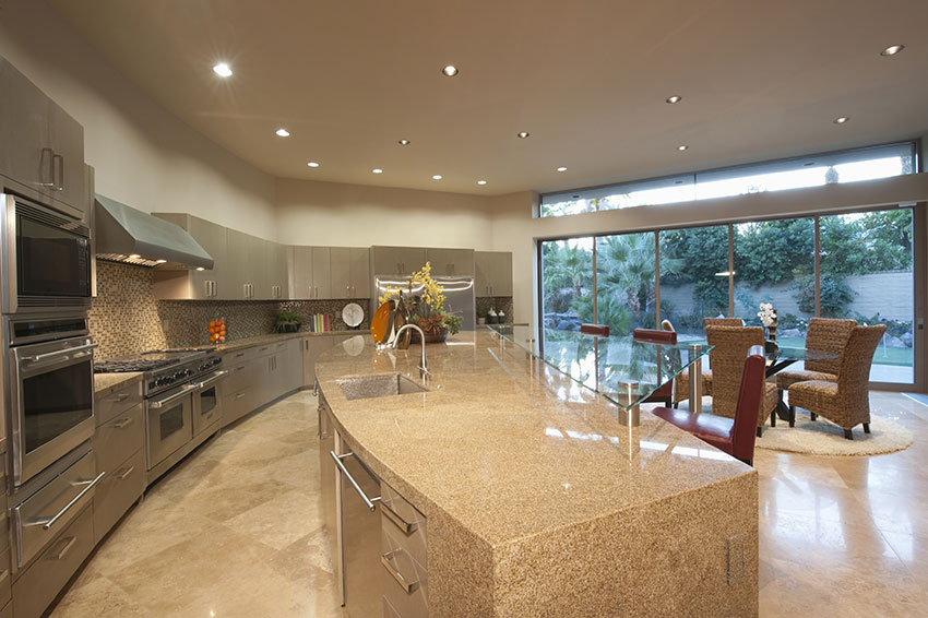 Contemporary kitchen cabinets amazing cabinetry mission for Kosher countertops