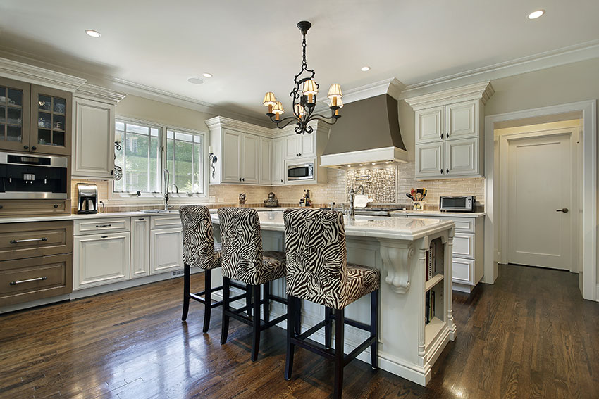 choose your style format and color - Luxury White Kitchens