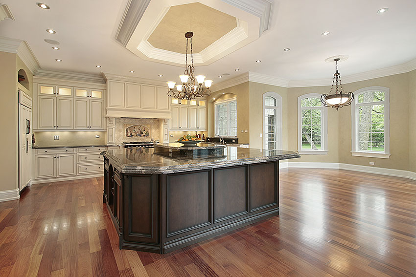 Ultra Luxury Kitchen Pearl White Cabinets With Amazing Cabinetry Mission Viejo