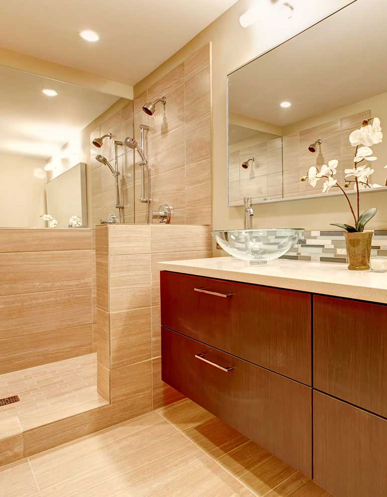 Kitchen And Bathroom Remodel In Mission Viejo Amazing Cabinetry - Bathroom construction near me