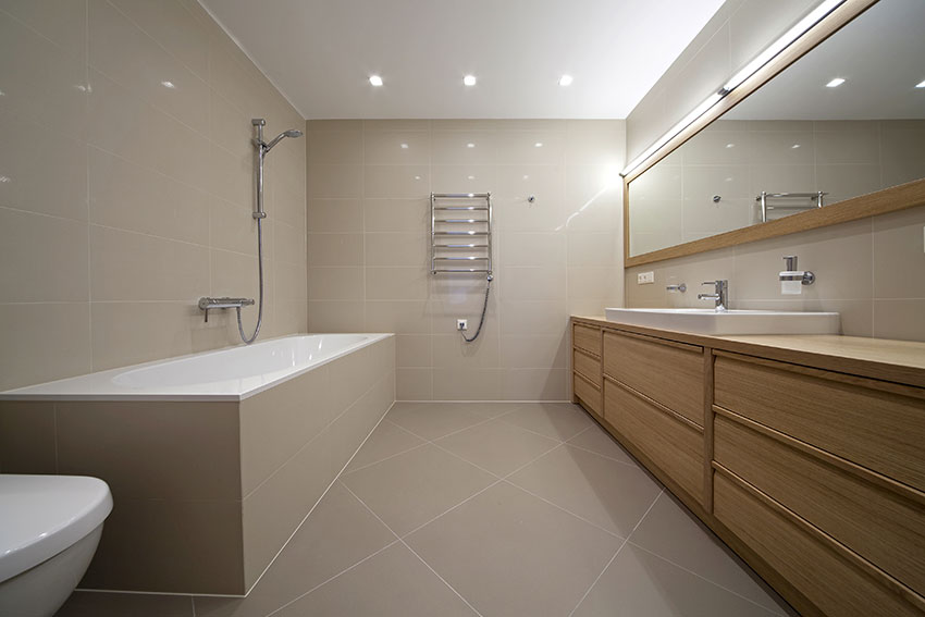 Bathrooms amazing cabinetry mission viejo for Carrelage ultra moderne