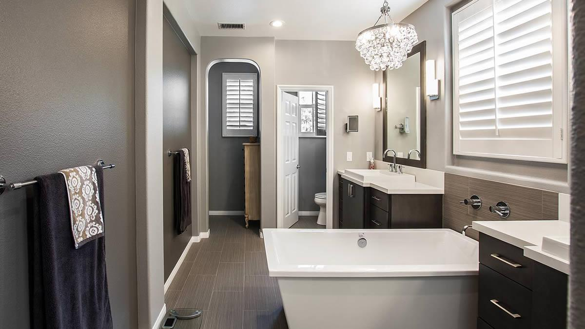 Lake forest bathroom remodeling and renovation amazing cabinetry for Bathroom remodel orange county ca