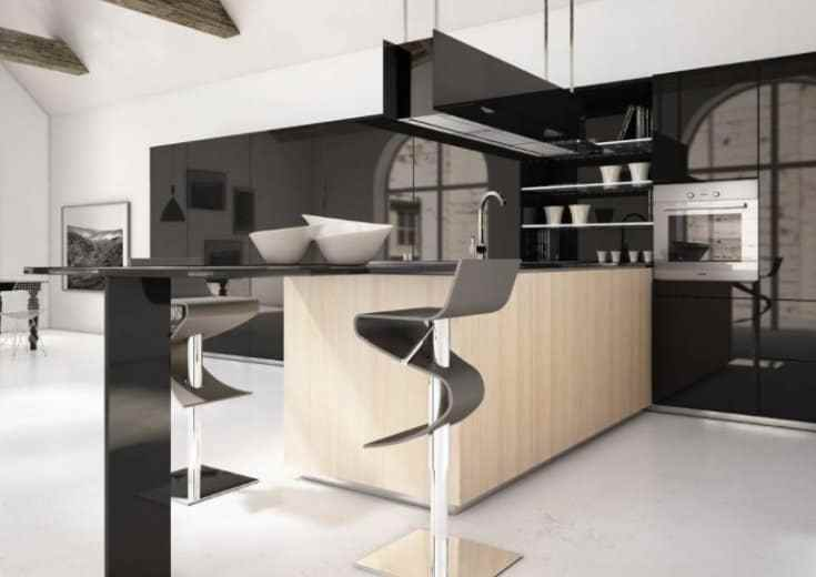 Slicked-Black-Modern-Kitchen-Design (1)